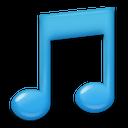 Musical Note lg emoji
