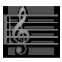 Musical Score lg emoji
