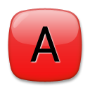 Negative Squared Latin Capital Letter A lg emoji