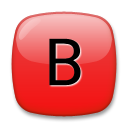 Negative Squared Latin Capital Letter B lg emoji