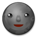 New Moon With Face lg emoji