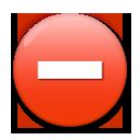 No Entry lg emoji