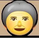 Older Woman lg emoji