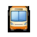 Oncoming Bus lg emoji