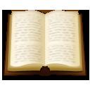 Open Book lg emoji