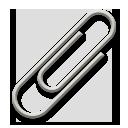 Paperclip lg emoji