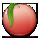 Peach lg emoji