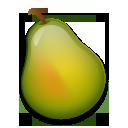 Pear lg emoji