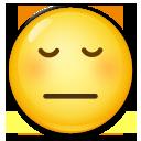 Pensive Face lg emoji