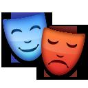 Performing Arts lg emoji