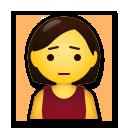 Person Frowning lg emoji