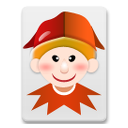 Playing Card Black Joker lg emoji
