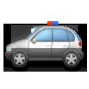 Police Car lg emoji