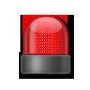 Police Cars Revolving Light lg emoji