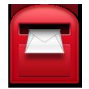 Postbox lg emoji