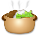 Pot Of Food lg emoji