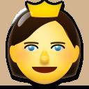 Princess lg emoji
