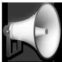Public Address Loudspeaker lg emoji