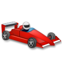 Racing Car lg emoji