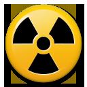 Radioactive Sign lg emoji