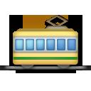 Railway Car lg emoji