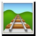Railway Track lg emoji