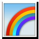 Rainbow lg emoji