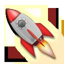 Rocket lg emoji