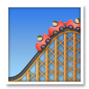 Roller Coaster lg emoji
