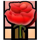 Rose lg emoji