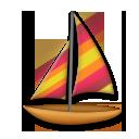 Sailboat lg emoji