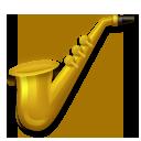 Saxophone lg emoji