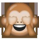 See-no-evil Monkey lg emoji