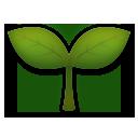 Seedling lg emoji