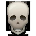 Skull lg emoji