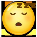 Sleeping Face lg emoji