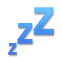 Sleeping Symbol lg emoji