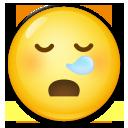 Sleepy Face lg emoji