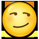 Smirking Face lg emoji