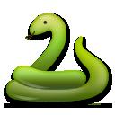 Snake lg emoji