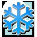 Snowflake lg emoji