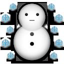 Snowman lg emoji