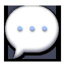 Speech Balloon lg emoji