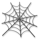 Spider Web lg emoji