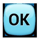 Squared Ok lg emoji