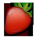 Strawberry lg emoji