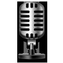 Studio Microphone lg emoji