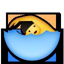 Swimmer lg emoji