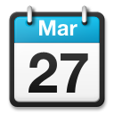 Tear-off Calendar lg emoji