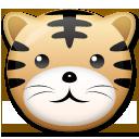 Tiger Face lg emoji